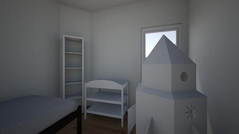 Brendan Room Test - Kids room - by mlwalker6251