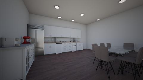 modern kitchen - Kitchen - by ESLB