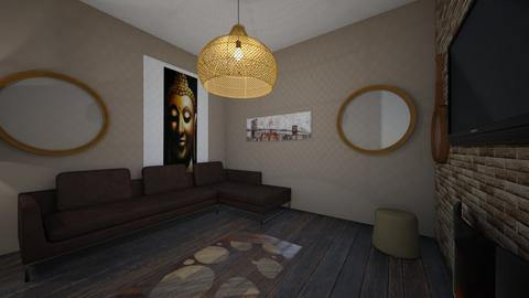 living room - Living room  - by mia_dietrich