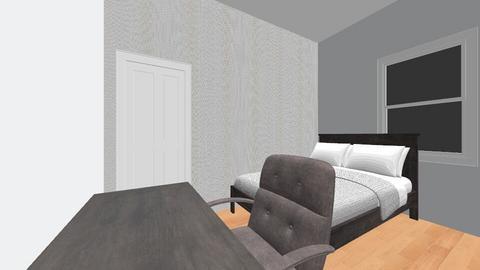 smaller bedroom - Bedroom - by marina4444