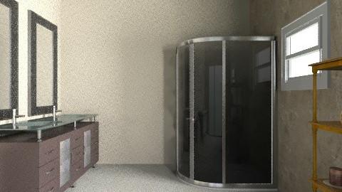 future bath - Glamour - Bathroom  - by ashcute443