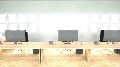 My office - Classic - Office  - by skillz102