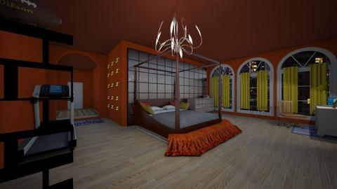 4 - Bedroom - by emmie314