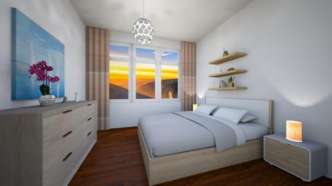 SkyLand - Classic - Bedroom  - by Twerka
