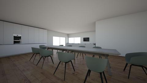 Wohnung  - Modern - by Jette Wolpert
