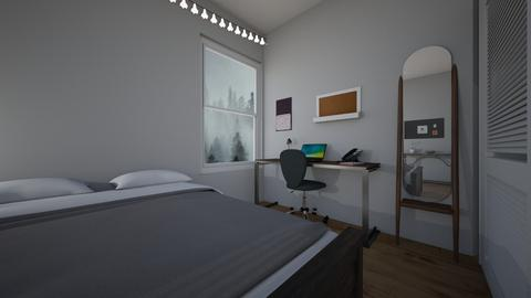 Fictional room - Bedroom  - by Autumn21