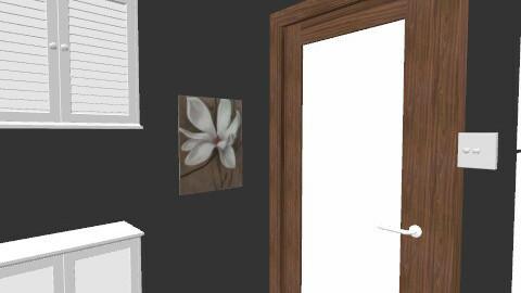 salle de bain/ plan 6 - Retro - Bathroom  - by Yellow1806