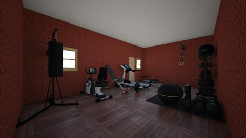 ready to get fit 1 - Classic - by deleted_1603149910_licorice123