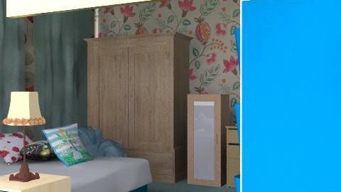 simply fresh - Rustic - Bedroom  - by notabox