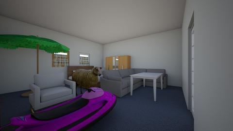 Youssef 2ECORa - Bedroom  - by Sint Eduardus