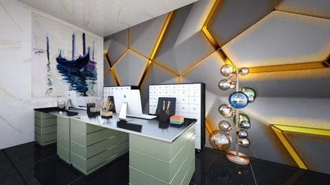 Reception - Office  - by caryn418