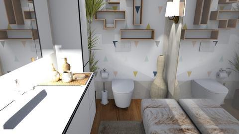 toilet - Bathroom  - by ana111