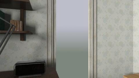 Iliya s home - Retro - Bedroom  - by cosyrog