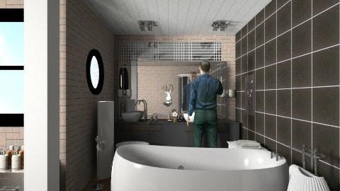 Bath Room 2 - Classic - by ben ben