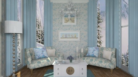 Eloise  - Classic - Living room  - by deleted_1566988695_Saharasaraharas