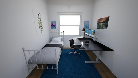 myRoom - Bedroom  - by kaspito