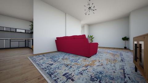 living 2 - Modern - Living room  - by sam24me2