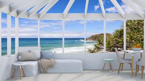 Terrace - Modern - Living room  - by millerfam