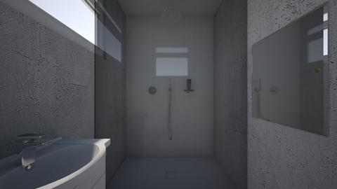 tony - Bathroom  - by Amyrose1991