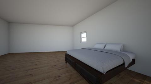 Practice Room - Bedroom - by jburns825