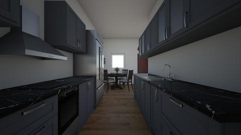 minihouse - Kitchen  - by idontknowme