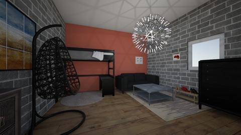 Girly bedroom - Bedroom  - by Meghan White