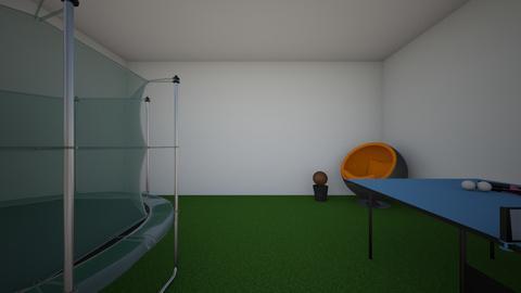 Big kid play area - Modern - by Louisa caulton