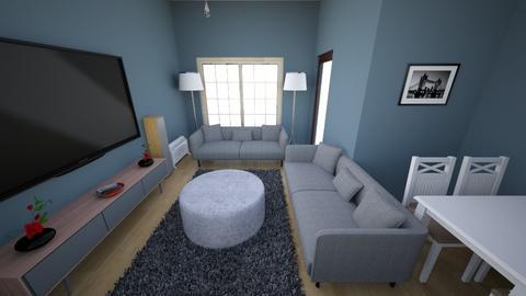 salon son hali 13 - Modern - Living room  - by filozof