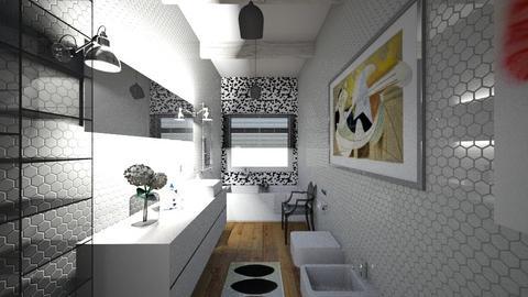 fuctbathroom 1 - Bathroom  - by bettamarchegiano