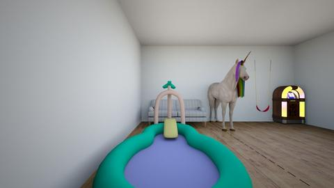 lol - Bedroom  - by leilaaaaa