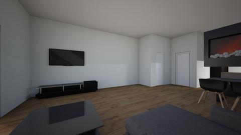 parkbuurt bouwnr 30_1 - Living room  - by vanellende