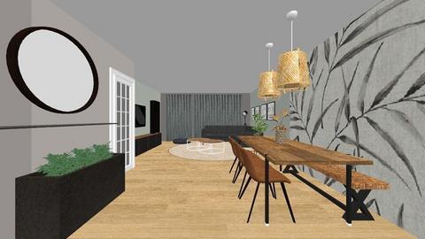Project Germieke - Living room - by Michelledgraaf