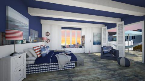 hastens2 - Bedroom  - by Dibiduu