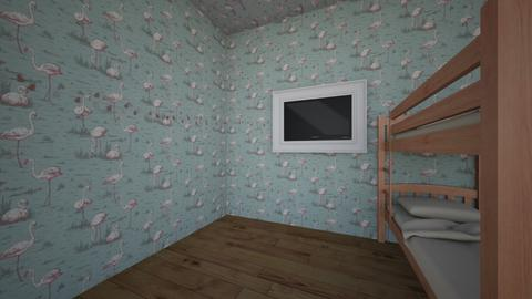 octobers room  - Kids room  - by Lilyluck