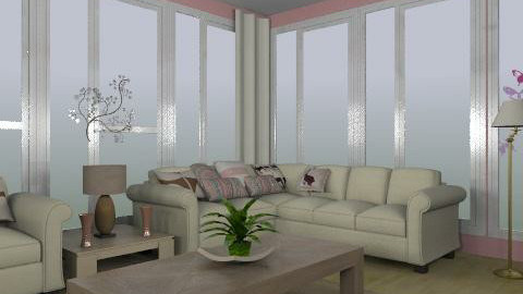 trees lounge - Country - Living room  - by trees designs