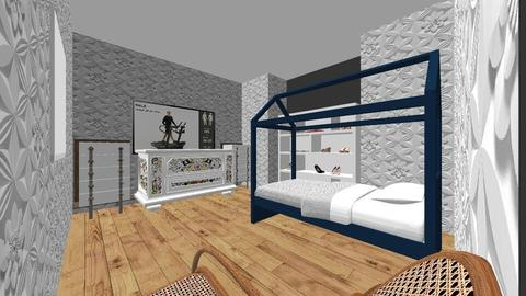 Baby room - Glamour - Kids room  - by Raemirdatboii