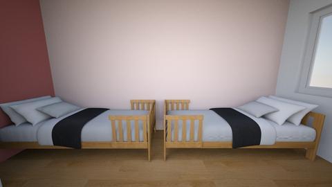 Girls room - Kids room - by DesignLoveTschanz