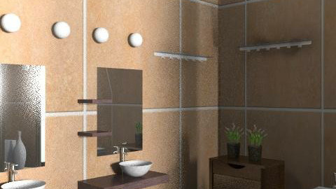 relax and spa zone - Glamour - Bathroom  - by Summer26