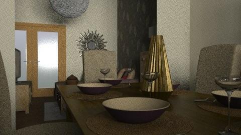 Browns 3 - Vintage - Living room  - by rocknroll53