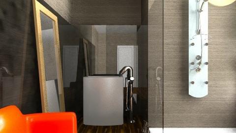 Milton Shower - Modern - Bathroom  - by 3rdfloor
