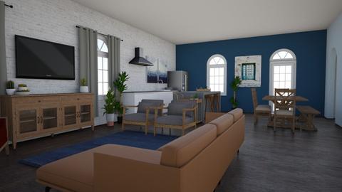 Capstone Living Area - by _PeaceLady_