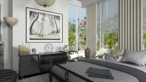 Vanessa - Modern - Bedroom  - by milyca8