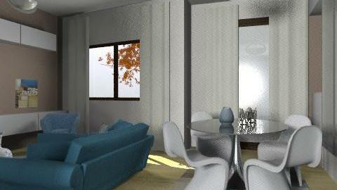 dona3 - Glamour - Living room  - by gloria marietti