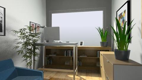 AMF Office Redo - Classic - Office  - by kfajardo