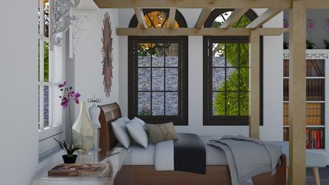 Book Bedroom - Classic - Bedroom  - by XiraFizade