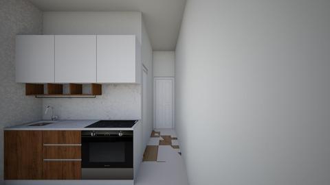 Menaggio - Kitchen - by fayerith