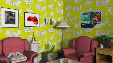 GB - Modern - Office  - by Illya Skapchuk
