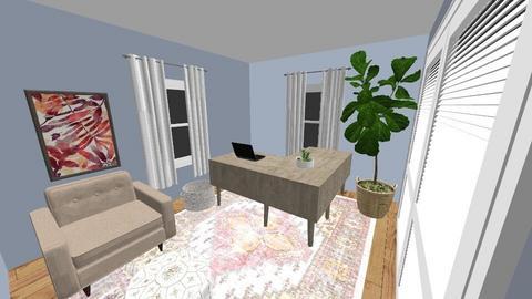 Shirley Home Office - Office  - by lisarasjohnson