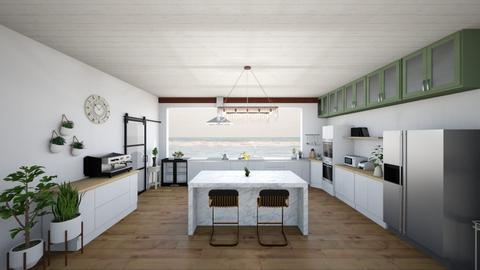 Kitchen Project - Kitchen - by briitney