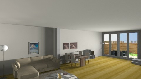 AFMH - Modern - Living room - by Angela styles